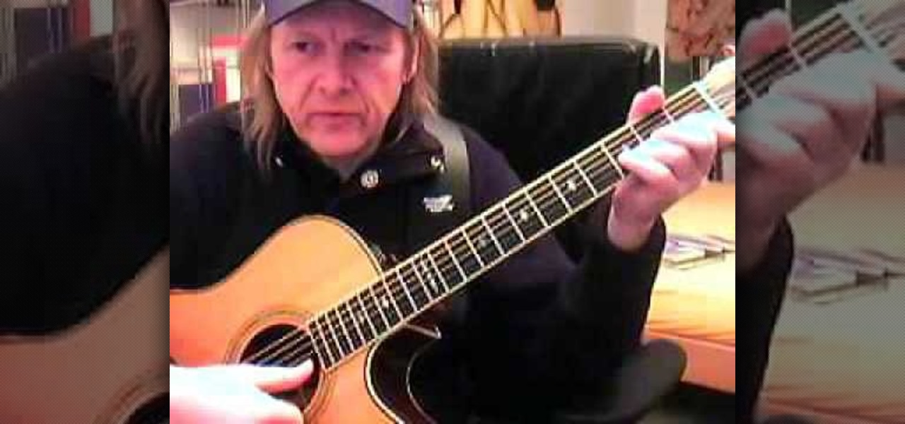 How To Play A Simple Arrangement Of Song Of Joy On Guitar