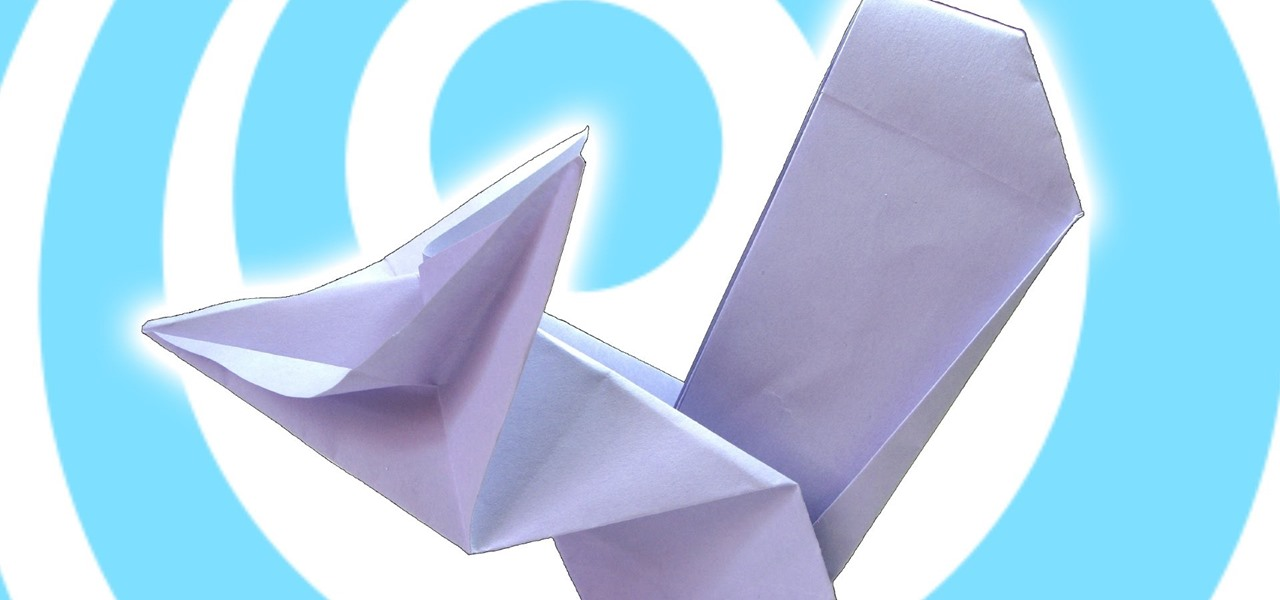 Make an Origami Squirrel