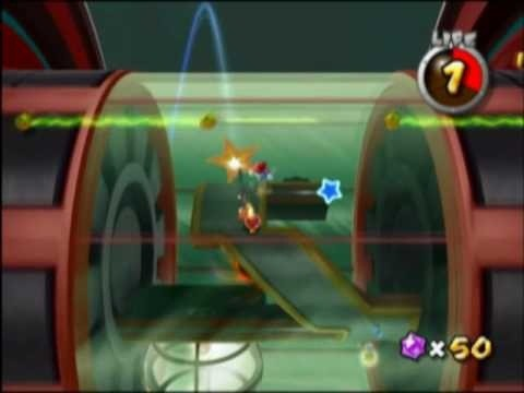 Obtain all 242 stars in Super Mario Galaxy 2 (World 5) for Nintendo Wii - Part 13 of 18