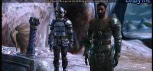 Unlock the Reaver Specialization in Dragon Age: Origins