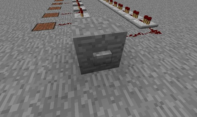 1  The redstone timer...