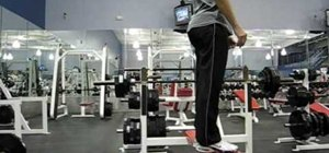 """Complete the muscle-ramping Spartan """"300"""" workout at the gym"""