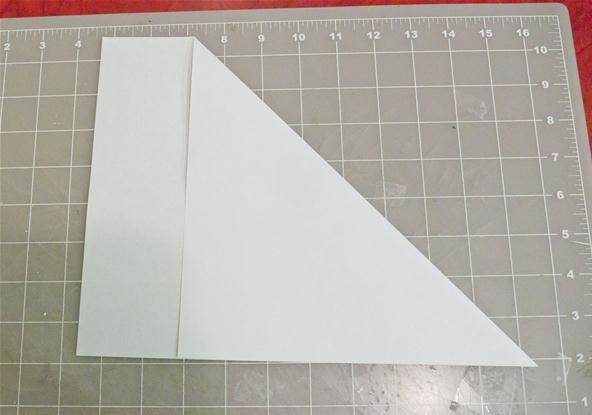 How to Make a Piece of Paper Out of a Square