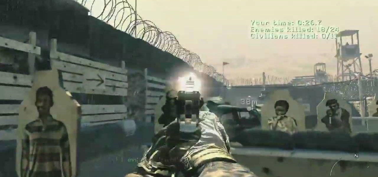 How to Get the Pit Boss achievement in Modern Warfare 2 (MW2