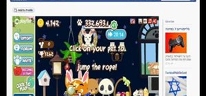 Cheat Pet Society for coins (04/13/09)