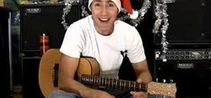 Play 'Rudolph The Red Nose Reindeer' for solo guitar