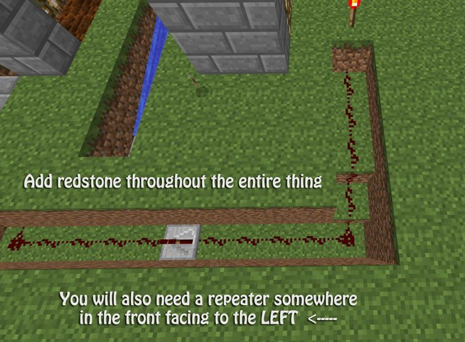 Unlimited Minecraft Melons: How to Build a Semiautomatic ...