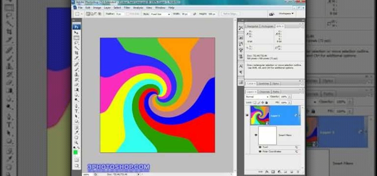 how to create terrazzo effect photoshop