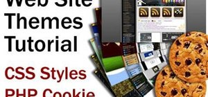 Switch between CSS style sheets with PHP cookies