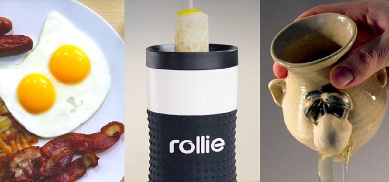 10 Bizarre Egg Gadgets That Are Total Fails