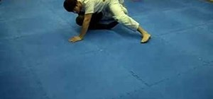 Do the plan b sweep move from half guard in jiu jitsu