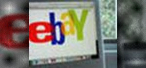Sell your stuff on eBay