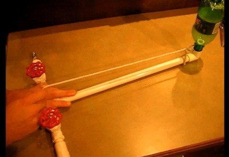 How to Build a Simple High-Powered Water Rocket Launcher