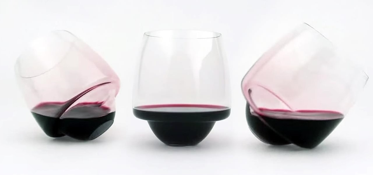 These Spill-Proof Drinking Glasses Will Rock Your World