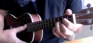 "Play the song ""Count on Me"" by Burno Mars on the Ukelele"