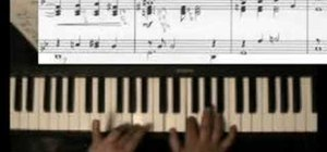 "Play ""Love Story"" on the piano advanced version"