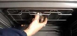 Fit and replace a Bosch grill element