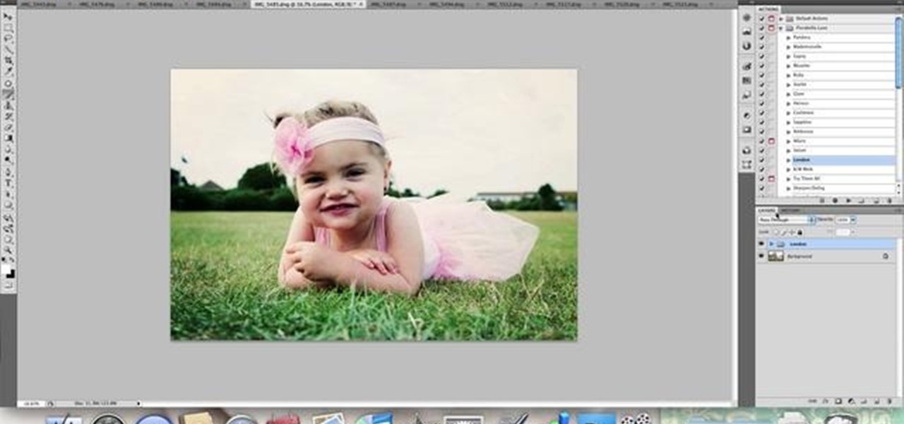 Florabella Collection - LUXE II Photoshop Actions » Free ...