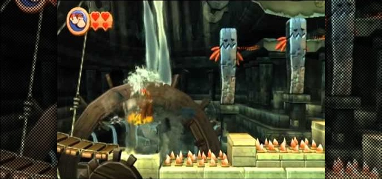 Donkey kong country returns wii iso