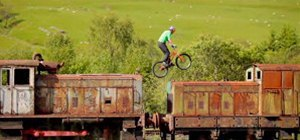 "Danny MacAskill Continues to Amaze in ""Industrial Revolutions"""