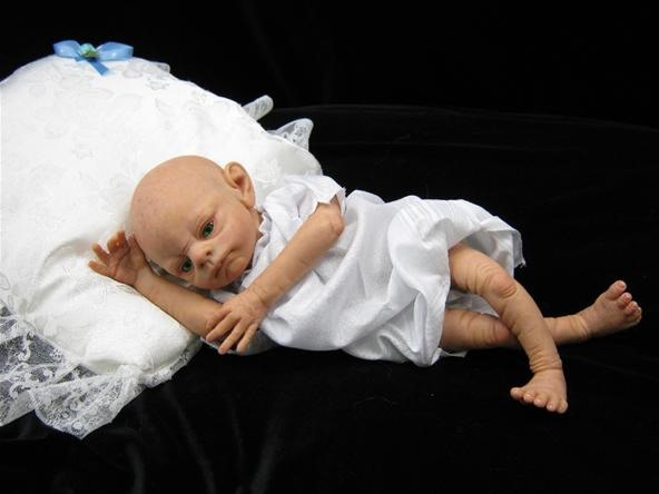 Baby Voldemort: The Creepiest of All Harry Potter Reborn Dolls
