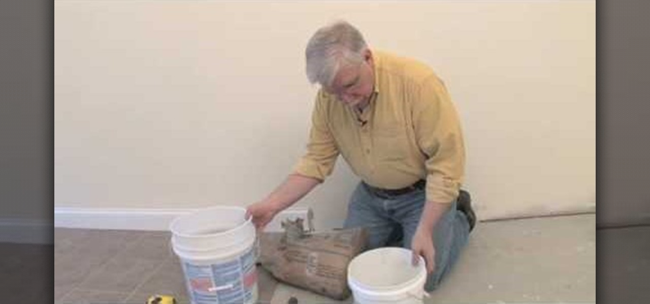 How To Use Thinset For Ceramic Tile Floors Construction Repair