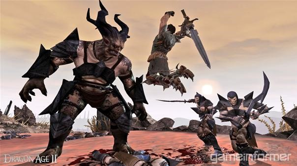 Dragon Age 2 First Images