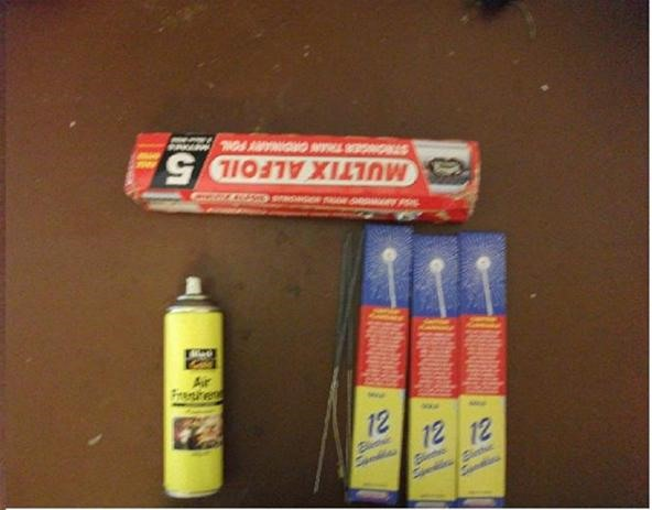 How to Make a High-Powered Aerosol Can Bomb with Household Items