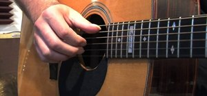 Use a melodic-percussive strumming style on guitar