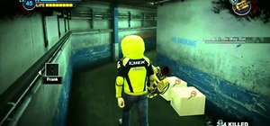 Find the Left 4 Dead 2 easter egg in the Dead Rising 2: Case West DLC