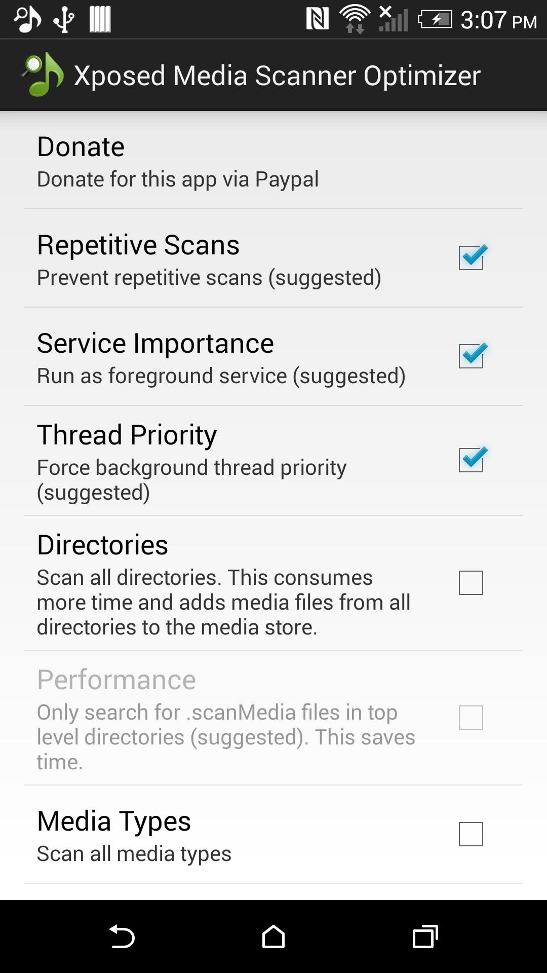 Improve Battery Life on Android by Optimizing Your Media Scanner