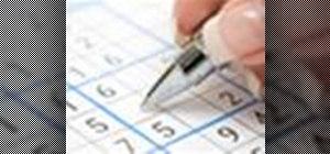 Solve a sudoku intermediate number puzzle
