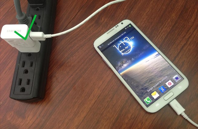 Learn how to increase your Android phone charging speed 10x