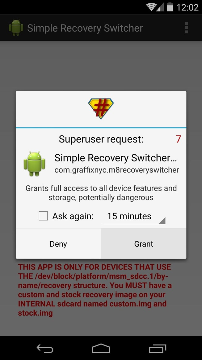 The Fastest Way to Get OTA Updates with a Custom Recovery on Your Nexus 5