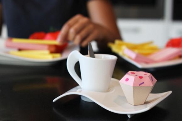 Super Low-Cal, Paper Light Breakfast
