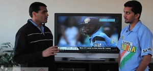 Follow along with cricket gameplay by learning the rules compared to baseball