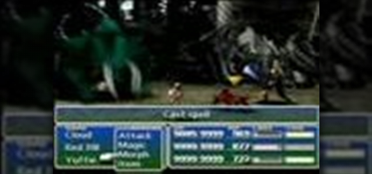 How to Get gil extremely fast in Final Fantasy VII « PC