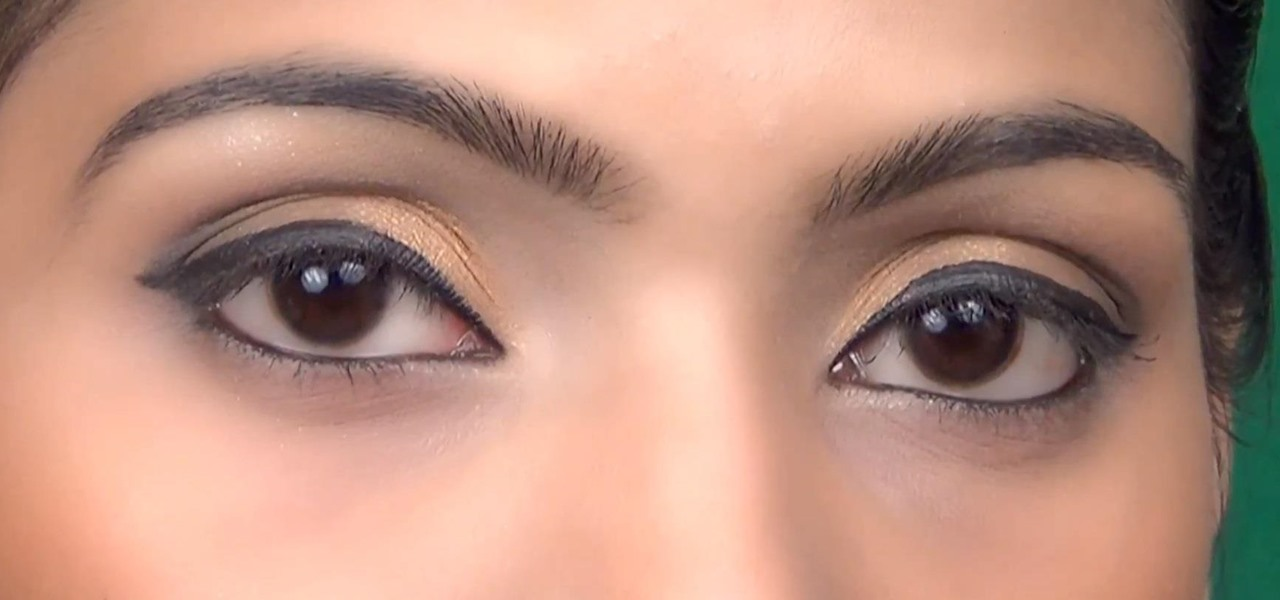 How To Do Evening Eye Makeup For Dark Skin Makeup Wonderhowto