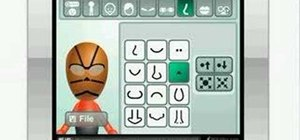 Make a Spiderman Mii