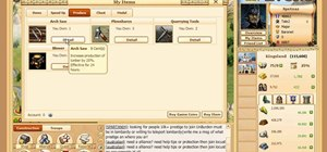 Play Evony - resource farming & beginners protection