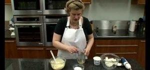 Make white chocolate cheesecake