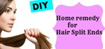 How to Get Rid Off Hair Split Ends-Home-Remedy