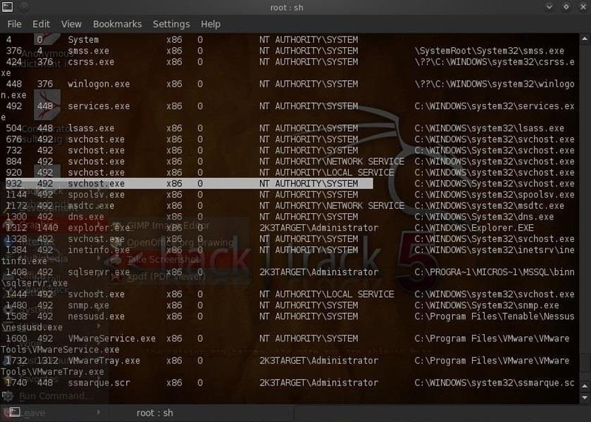 Hack Like a Pro: How to Remotely Grab a Screenshot of Someone's Compromised Computer