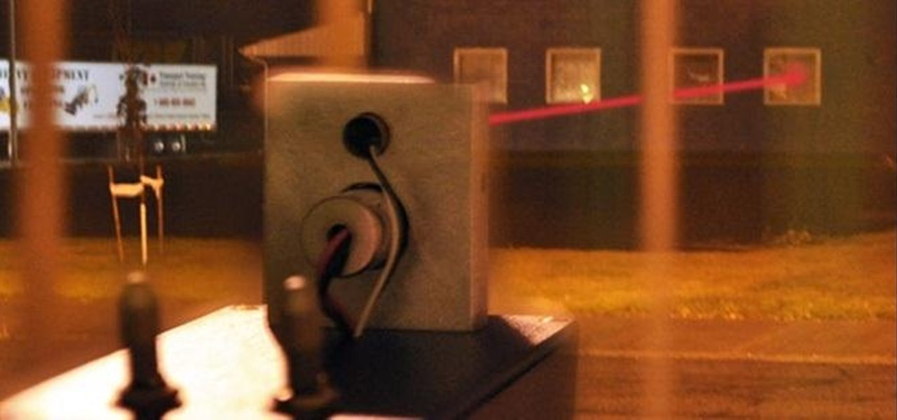 Build a Long Range Laser Spy System for Eavesdropping on Your Neighbors