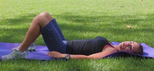Do pilates exercises for C-section moms