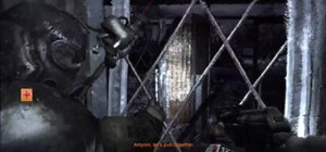 Walkthrough Metro 2033 on the Xbox 360