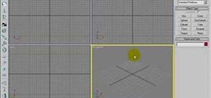 Matchmove with Boujou 4 and composite in 3ds max 7