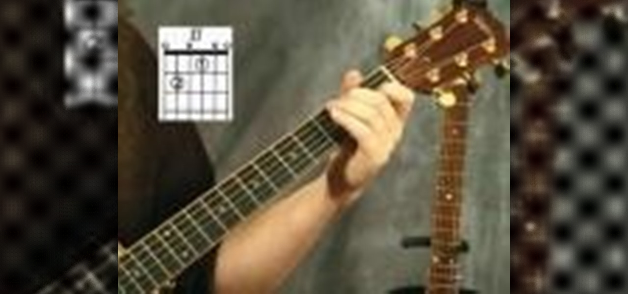 How To Play The E7 Chord On The Acoustic Guitar Acoustic Guitar