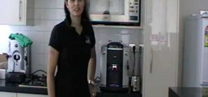 Clean your java coffee machine