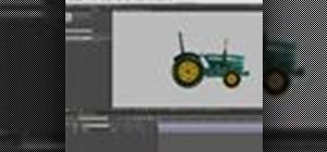 Build an animated vehicle rig in Adobe After Affects